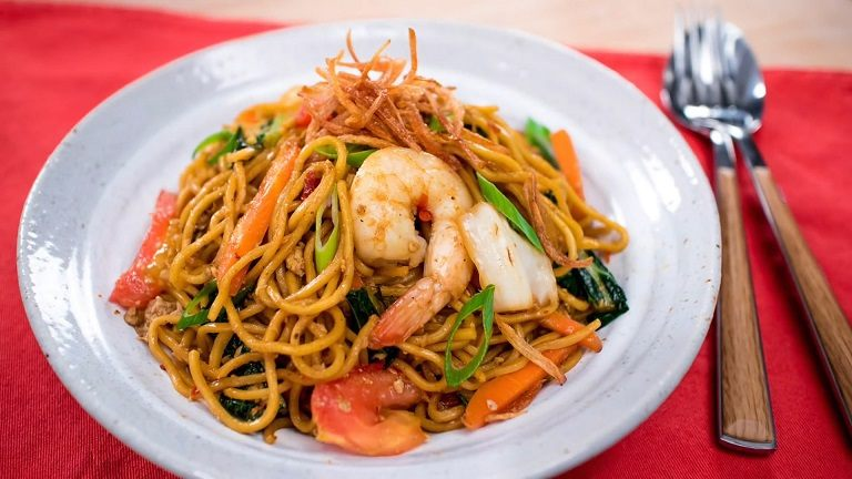 Mì Mie Goreng - Du lịch Indonesia