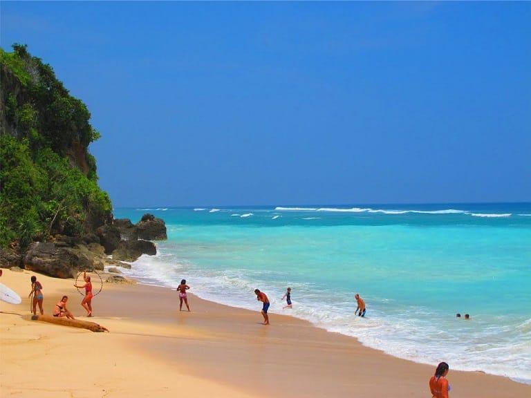 Bãi biển Nusa Dua - Du lịch Indonesia
