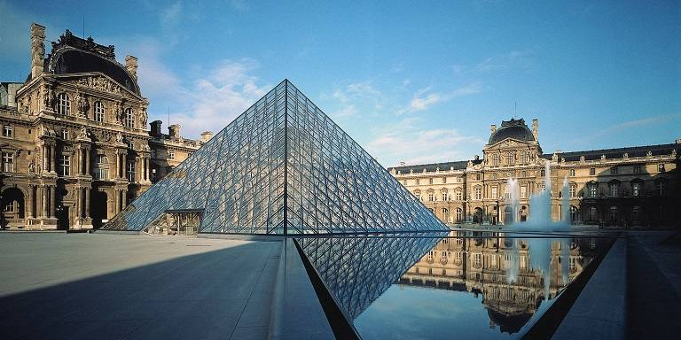 Bảo tàng Louvre - Du lịch Pháp