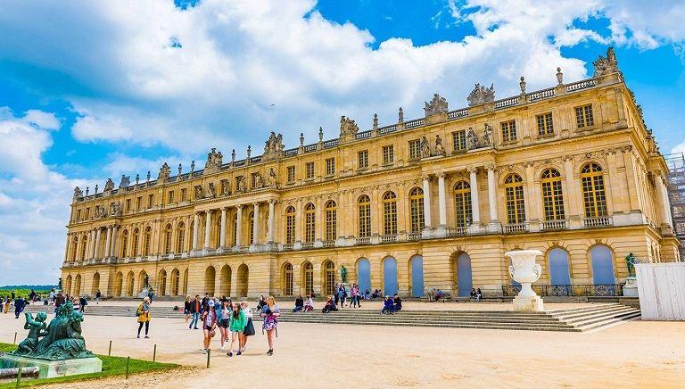 Cung điện Versailles - Du lịch Pháp