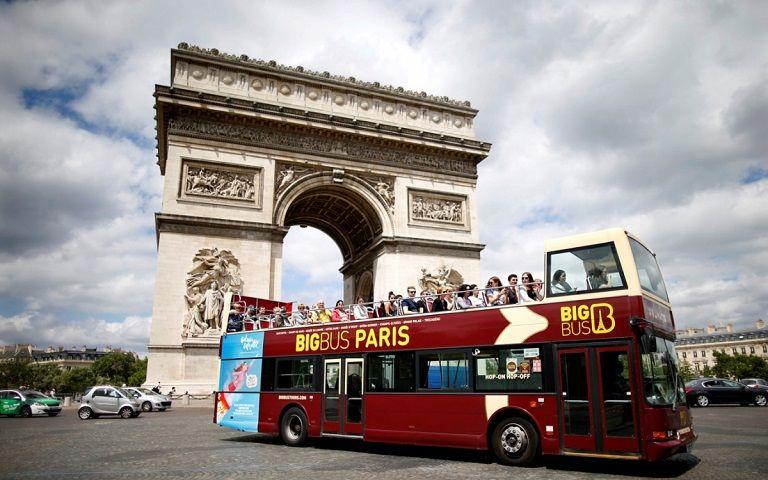 Xe bus - phương tiện du lịch nội thành được yêu thích