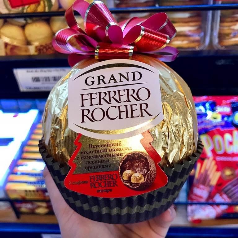 Socola món quà của nước Ý