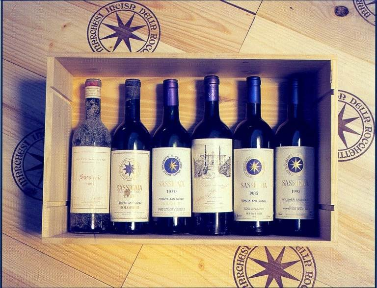 Rượu vang nước Ý