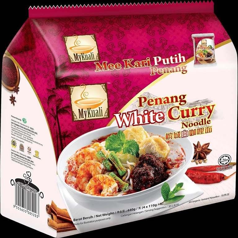 Mì Mykuali Penang White - Quà du lịch Malaysia