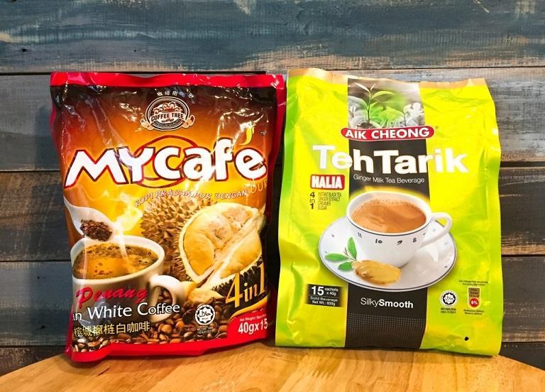 Cà phê sữa - Quà du lịch Malaysia