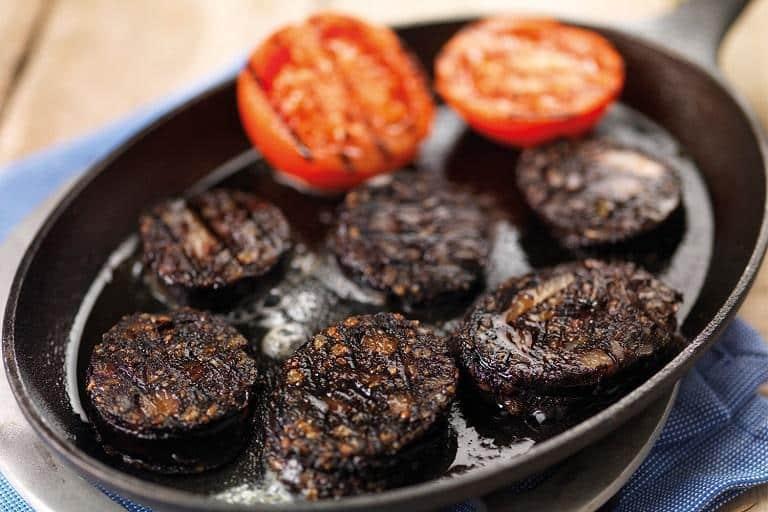 Black Pudding cho một bữa sáng không thể nào quên