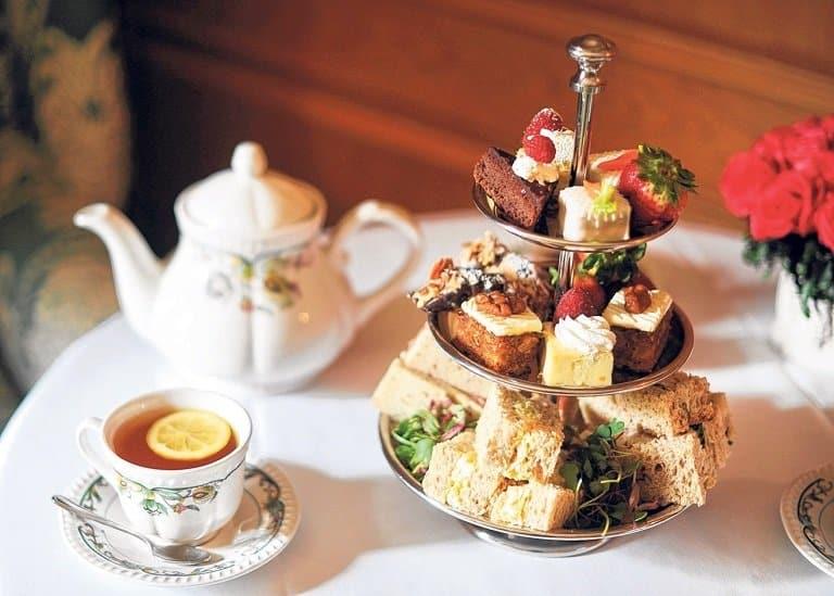 Văn hóa trà chiều của người Anh