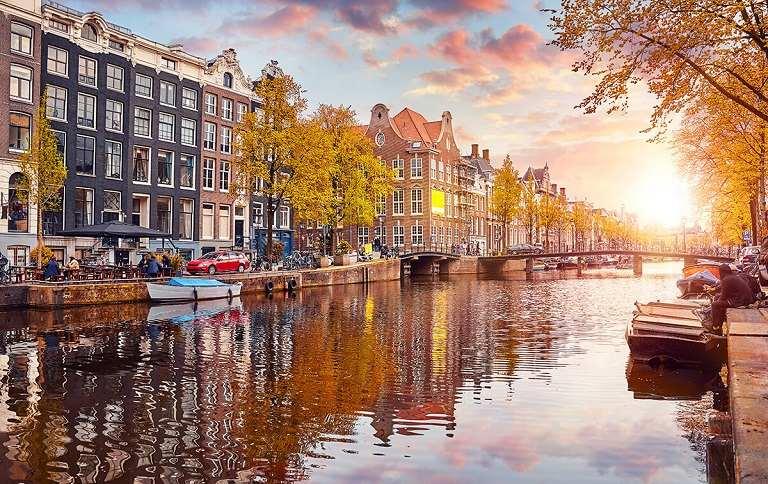Các địa điểm du lịch Hà Lan
