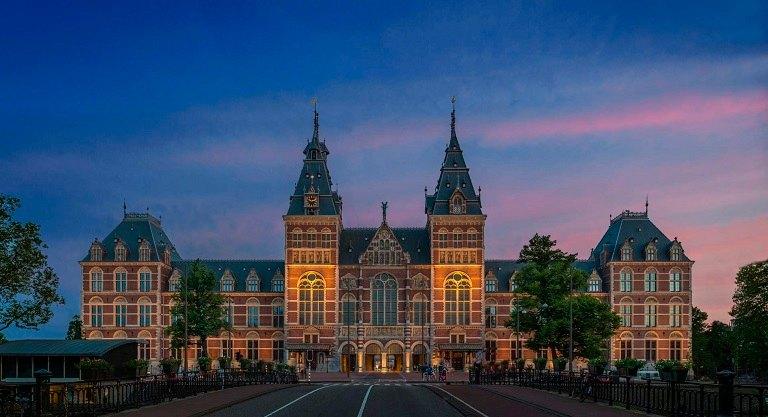 Bảo tàng Rijksmuseum - bảo tàng lịch sử lớn nhất của Hà Lan