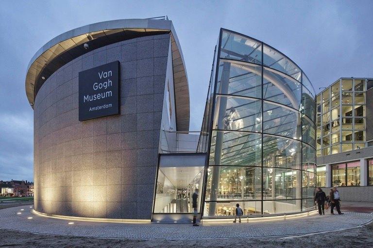 địa điểm du lịch Hà Lan - Bảo tàng Van Gogh
