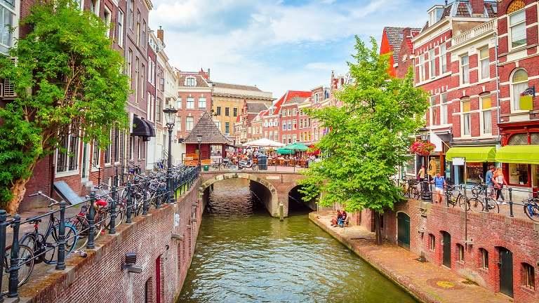 địa điểm du lịch Hà Lan - Thành phố Utrecht