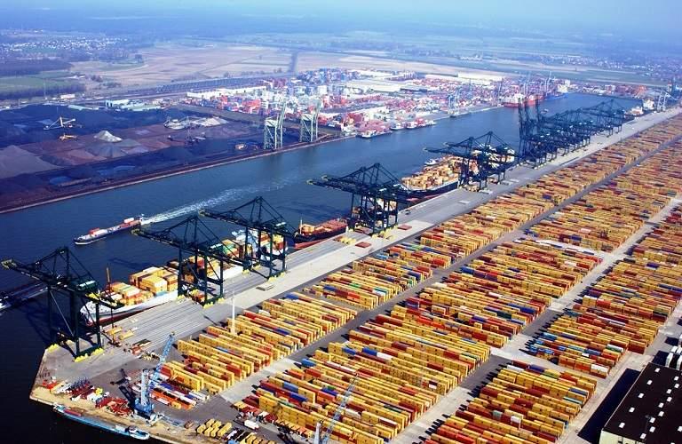Cảng Rotterdam