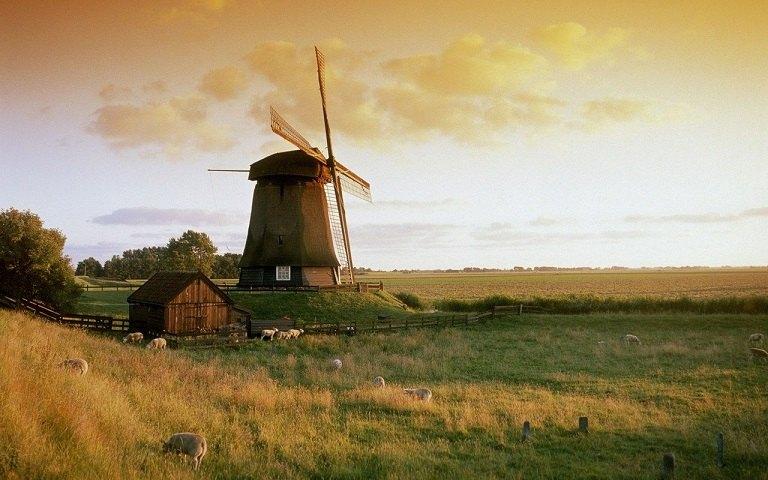 địa điểm du lịch Hà Lan