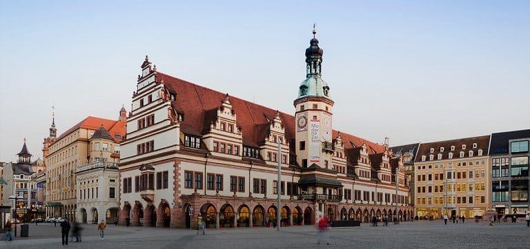Địa điểm du lịch ở Đức - Thành phố Leipzig