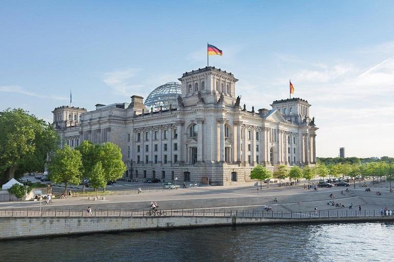 Địa điểm du lịch ở Đức - Reichstag