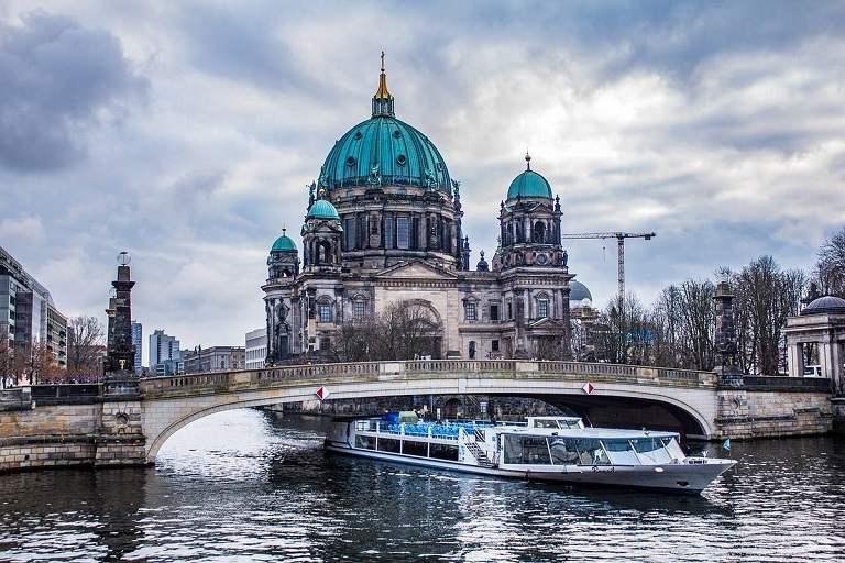 Địa điểm du lịch ở Đức - Thủ đô Berlin