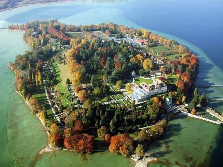 Địa điểm du lịch ở Đức - Hồ Bodensee