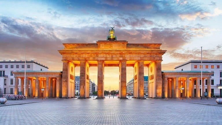 Địa điểm du lịch ở Đức