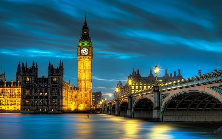 Đồng hồ Big Ben - biểu tượng quý giá của Vương quốc Anh
