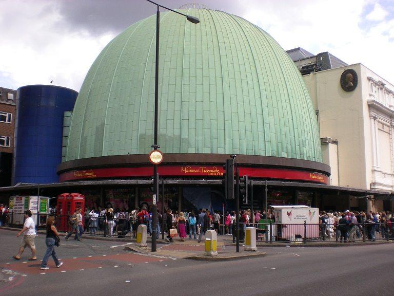Địa điểm du lịch tại Anh - Bảo tàng tượng sáp Madame Tussauds