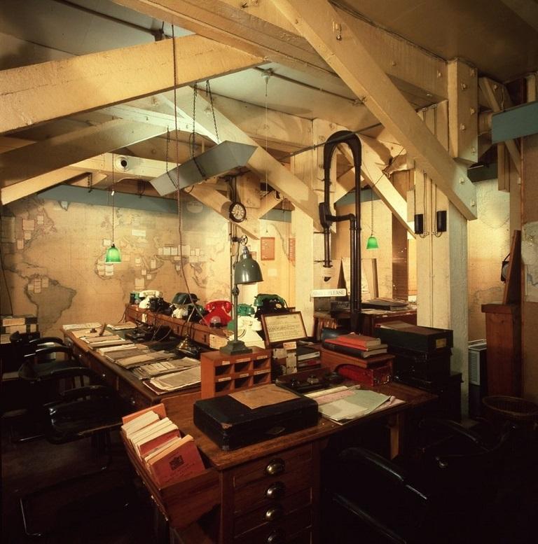 Phòng chiến tranh Churchill