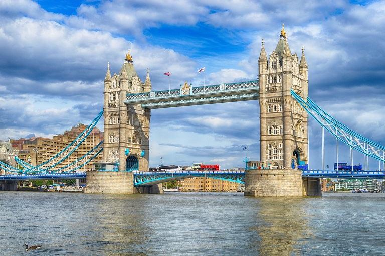 Tổng hợp các địa điểm du lịch tại Anh đầy đủ nhất