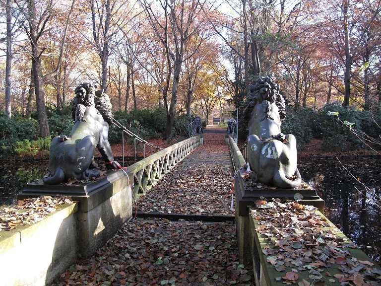 Công viên Grosser Tiergarten