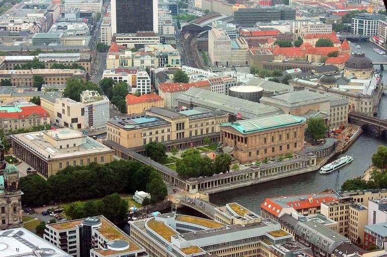 Kinh nghiệm du lịch Berlin - Đảo bảo tàng Berlin