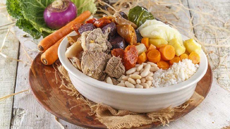 Cozido - Món ăn châu Âu nên thử