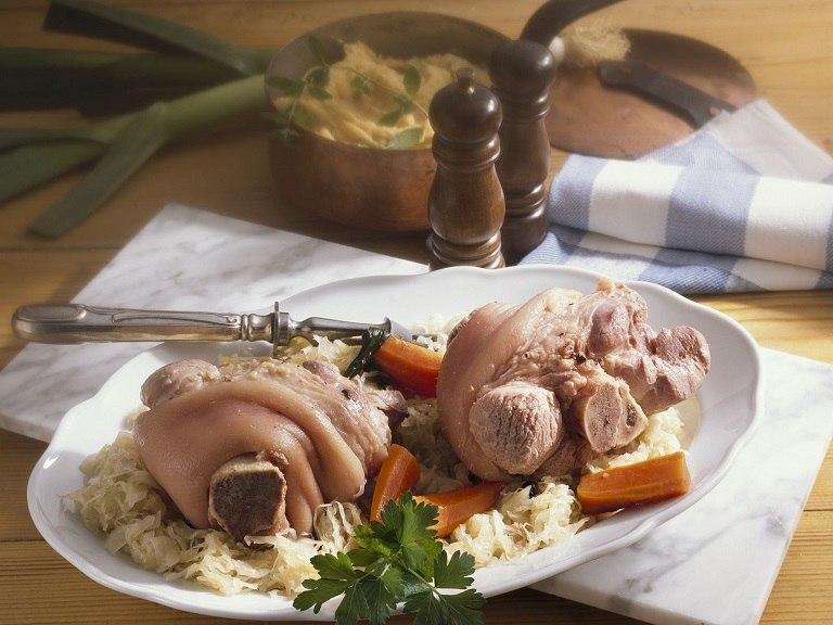 Eisbein - Linh hồn ẩm thực Đức