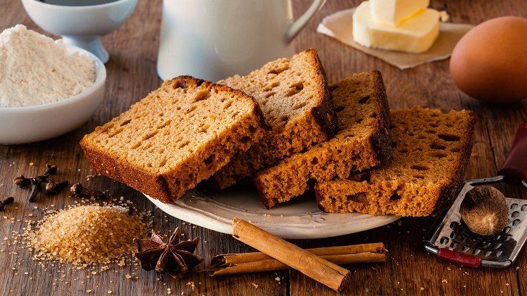 Ontbijtkoek - món bánh gừng quen thuộc của người Hà Lan
