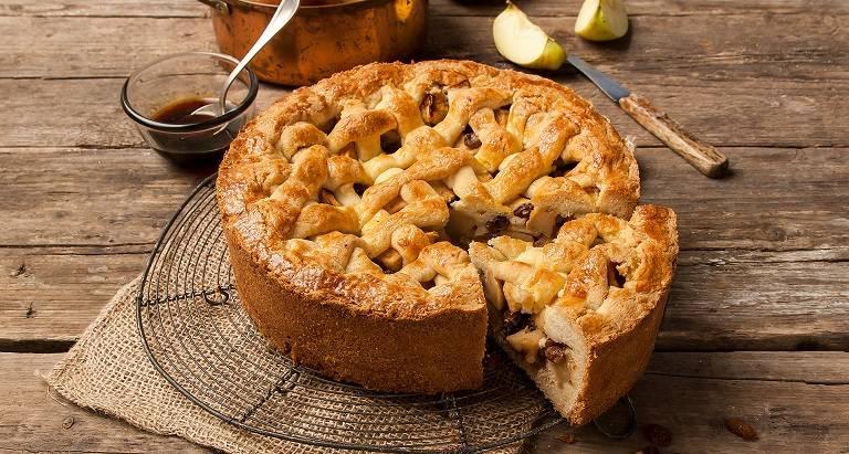 Appeltaart - món bánh ngọt truyền thống của Hà Lan