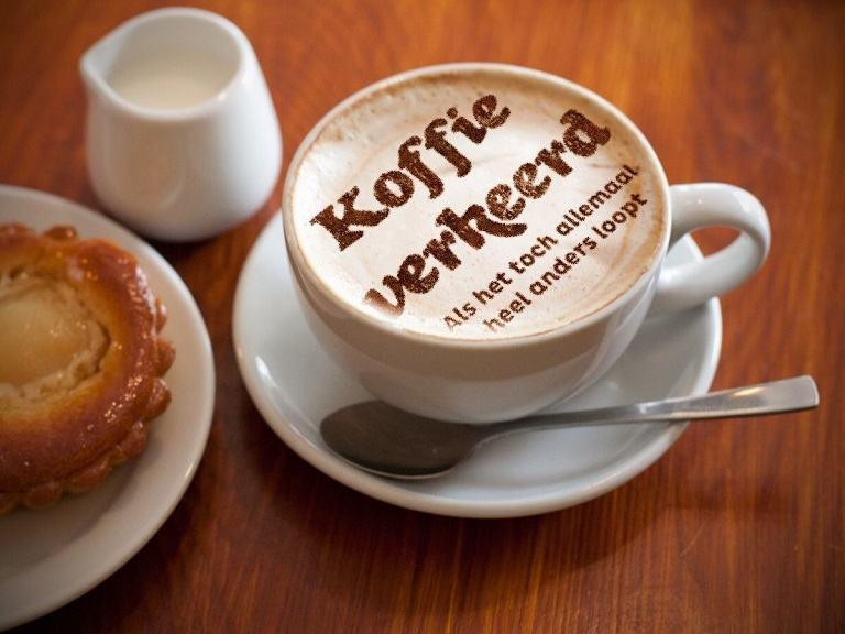 Món Koffie Verkeerd