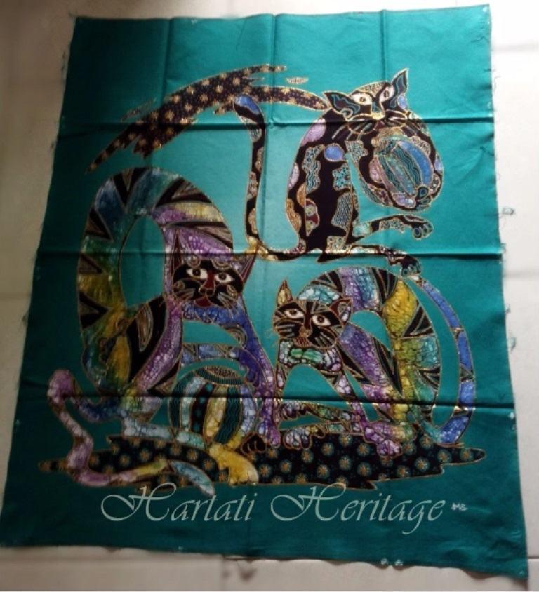 Tranh Batik