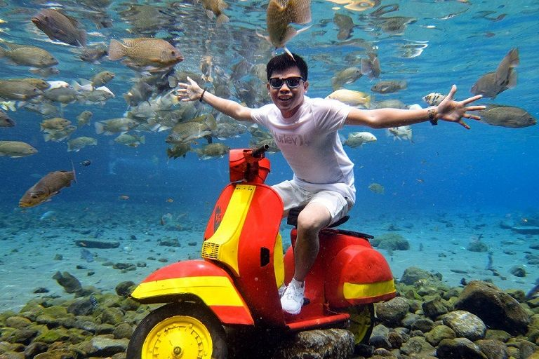 Du lịch Indonesia mua gì về làm quà