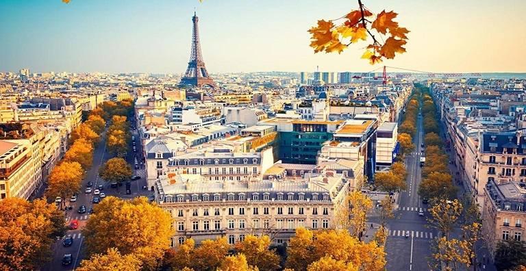 Paris vào mùa Thu - Du lịch Paris