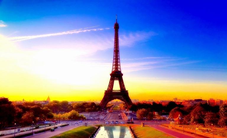 du lịch Pháp mua gì làm quà