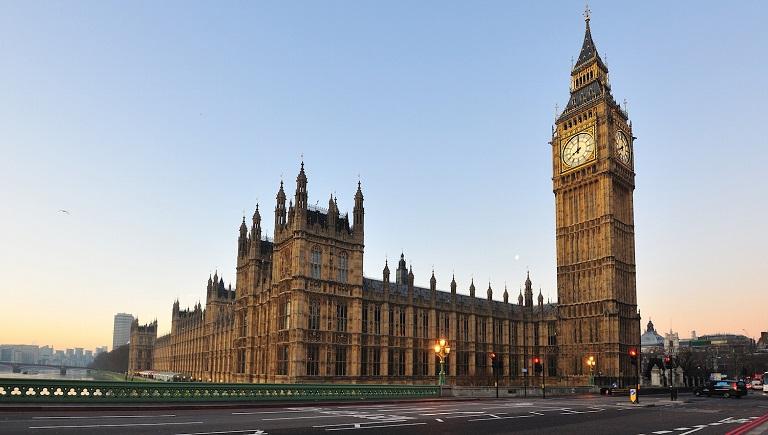 Đồng hồ Big Ben - Kinh nghiệm du lịch Anh