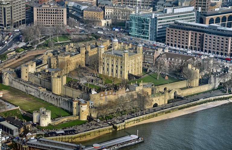 Tháp London Kinh nghiệm du lịch Anh