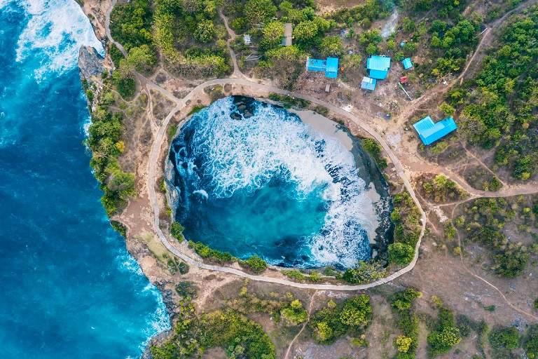 Kinh nghiệm du lịch Bali - Pasih Uug và Angel's Billabong