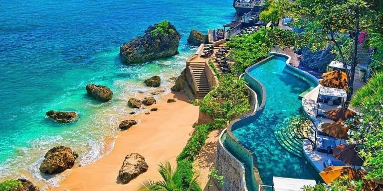 Kinh nghiệm du lịch Bali - Bãi biển Kuta