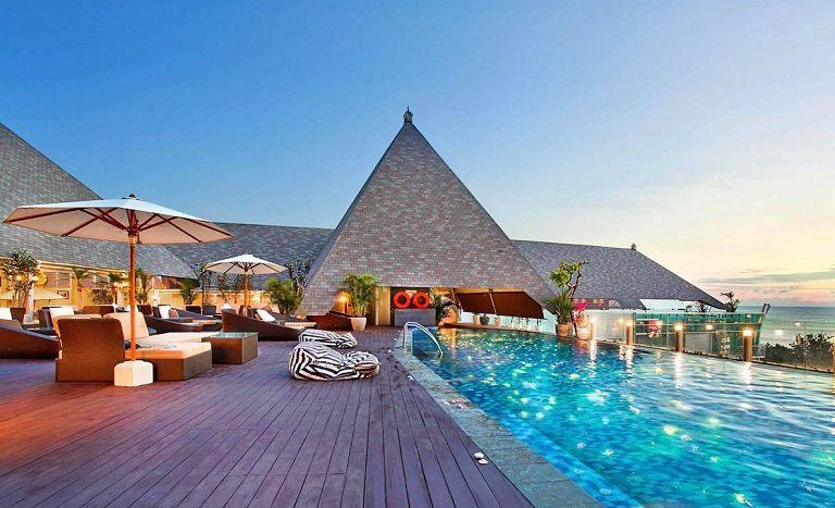 kinh nghiệm du lịch Bali- Nghỉ dưỡng tại Kuta