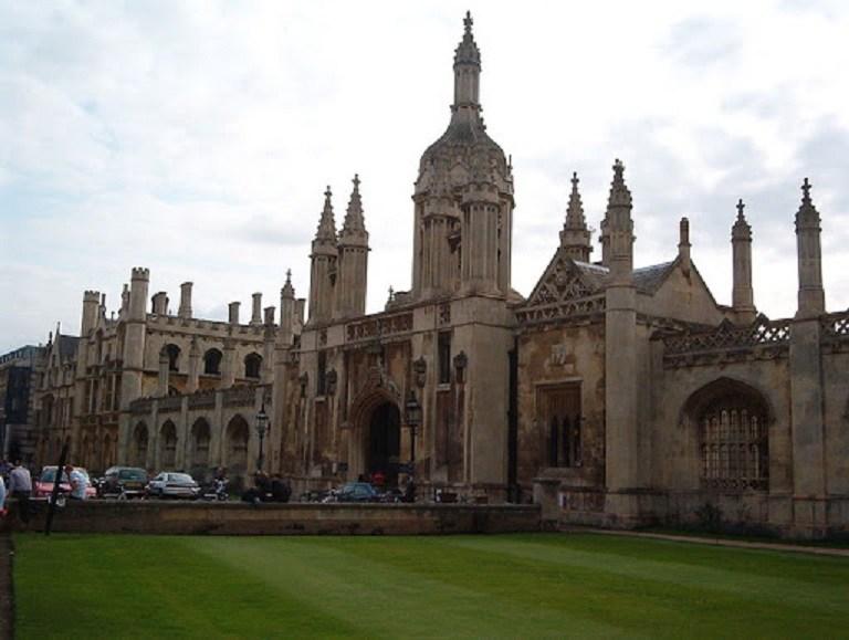 Kinh nghiệm du lịch Cambridge - Nhà nguyện King's College Chapel