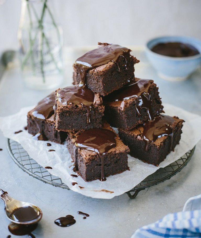 Kinh nghiệm du lịch Cambridge - Bánh Brownies