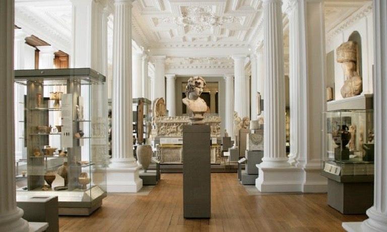 Kinh nghiệm du lịch Cambridge - Bảo tàng Fitzwilliam