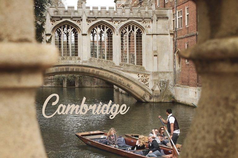 Kinh nghiệm du lịch Cambridge
