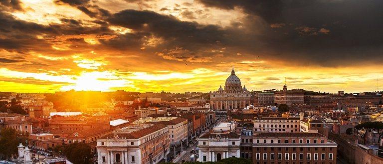 kinh nghiệm du lịch châu Âu - Rome