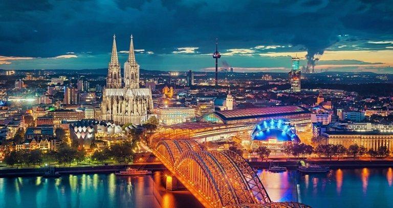 kinh nghiệm du lịch châu  u - Cologne