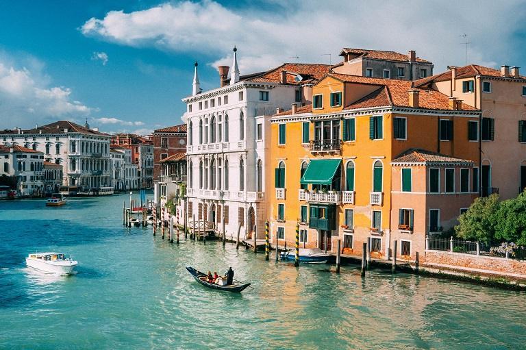 kinh nghiệm du lịch châu Âu - Venice
