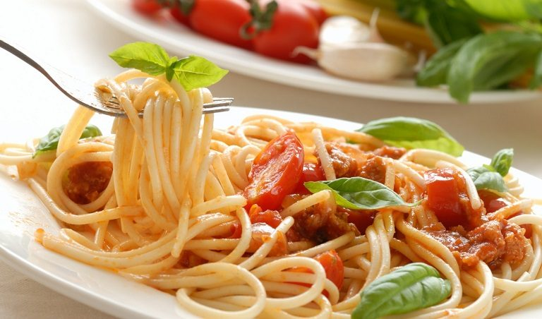 Mì Spaghetti